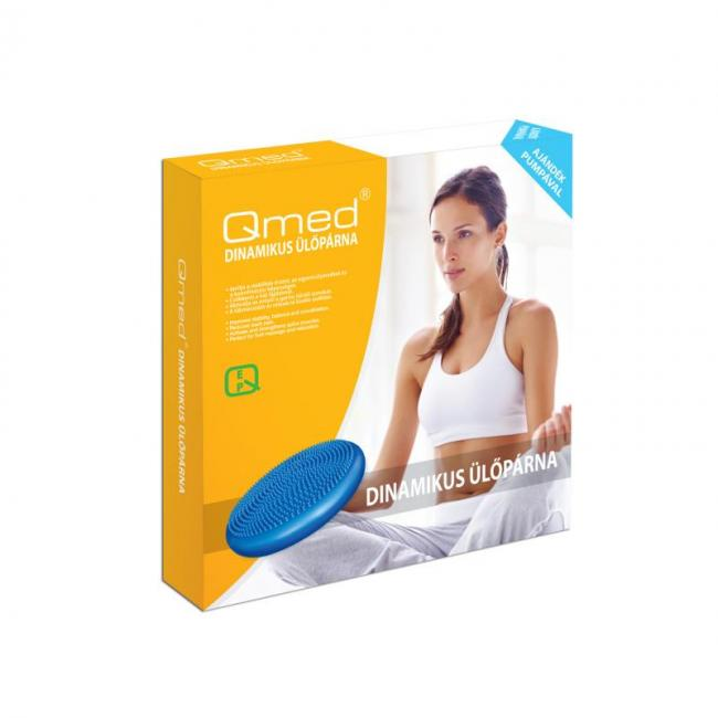 Dinamikus légpárna, ülőpárna - Qmed Balance disk