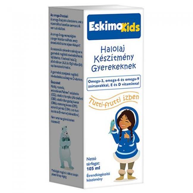 Eskimo kids olaj [105 ml]