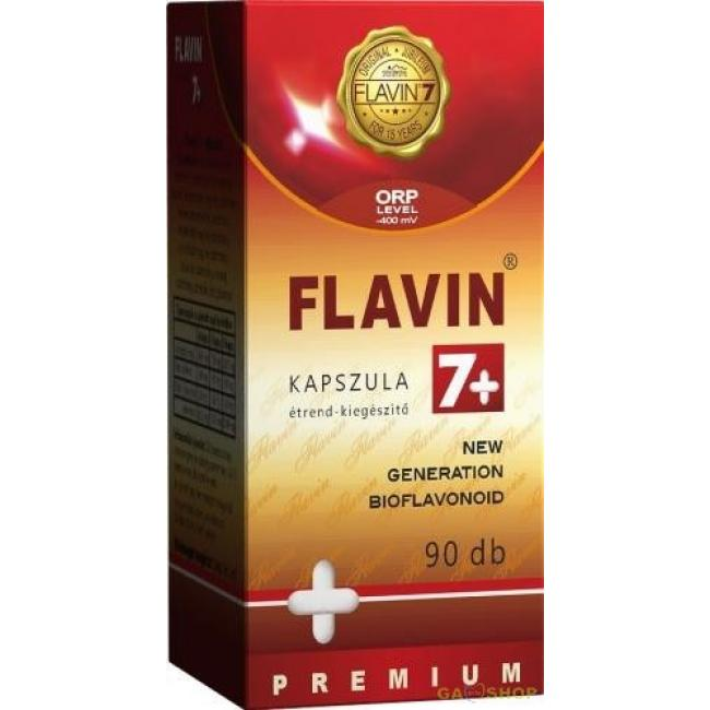 Flavin 7+ kapszula [90 db]