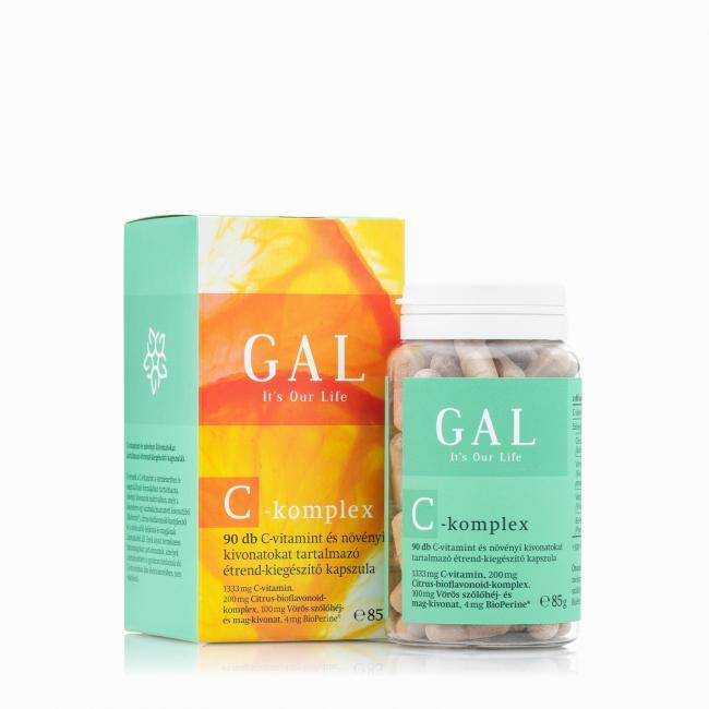 Gal C-komplex kapszula [90 db]