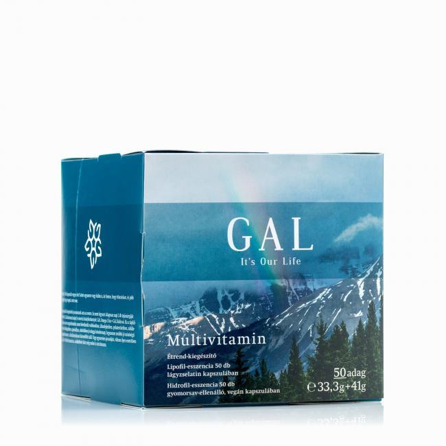 GAL Multivitamin [50+50 db]