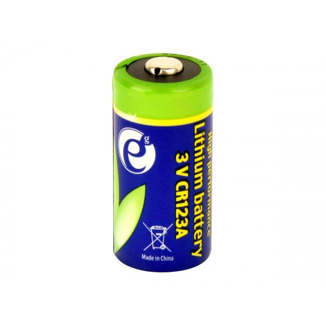 GEMBIRD EG-BA-CR123-01 Energenie Lithium CR123 battery, 3V, blister