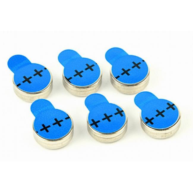 Gembird Energenie ZA675 hallókészülék gombelem (6db/csomag)