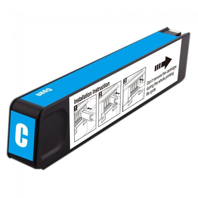 HP CN626AE [C] #No.971 XL kompatibilis tintapatron (ForUse)