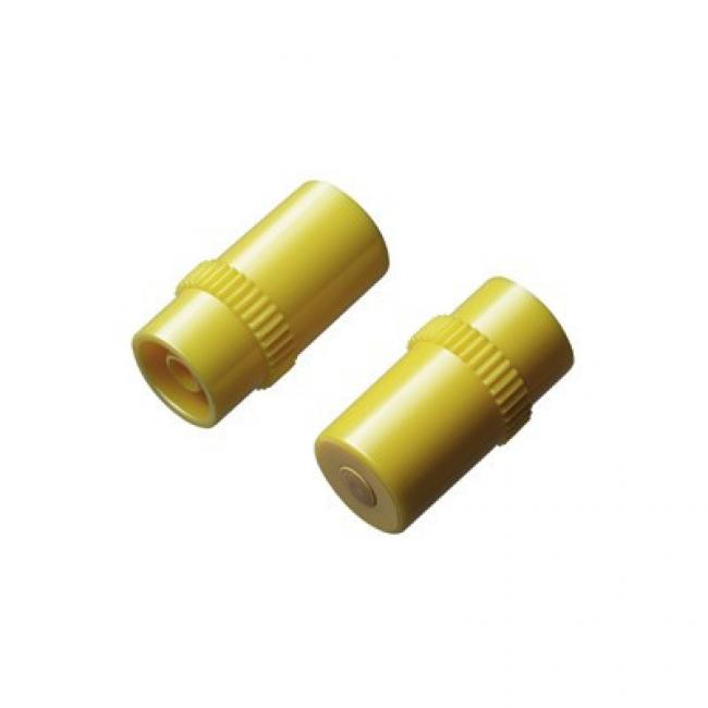 Vénakanül dugó sárga In-Dugó [100 db]