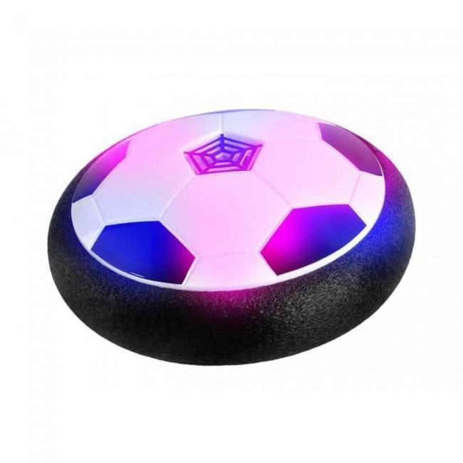 Lebegő labda beltéri, fényjátékkal