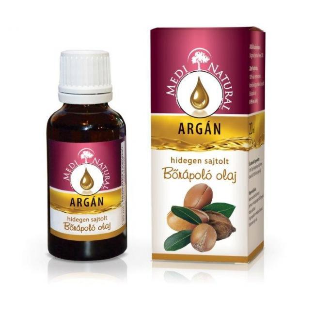 Medinatural bőrápoló olaj Argán, 20ml