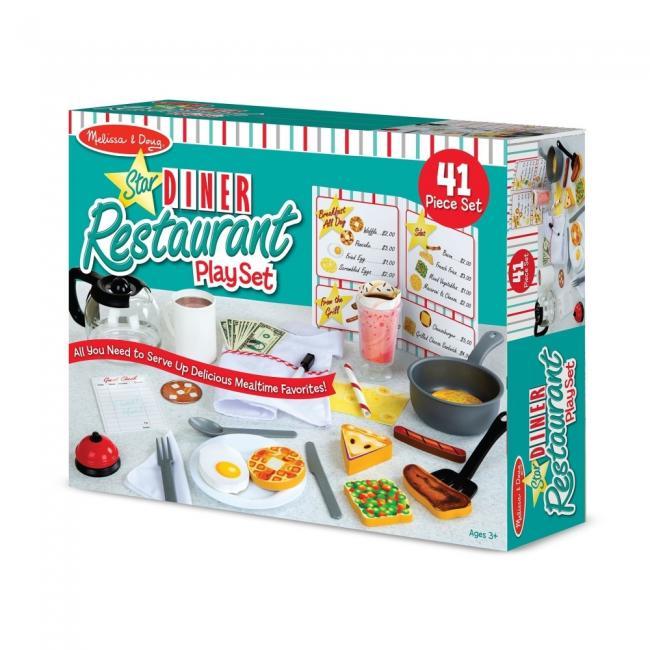 c544540f0b Melissa & Doug Sütés-főzés, bisztró játékszett - WebÁruház.hu