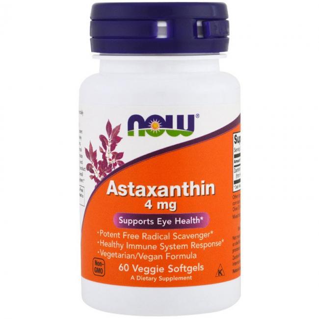 Now astaxanthin kapszula [60 db]