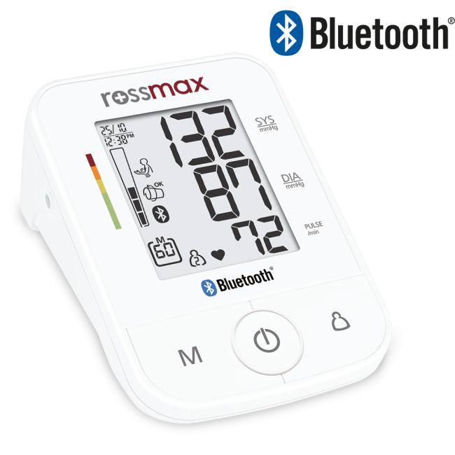 Vérnyomásmérő Rossmax X3 BT-  BlueTooth