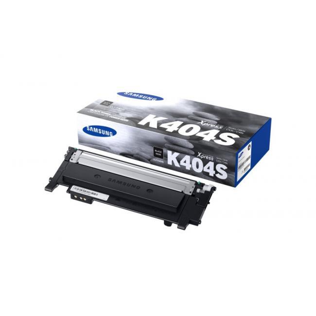 Samsung SLC 430/480 [BK] toner SU100A [1,5K] CLT-K404S (eredeti, új)