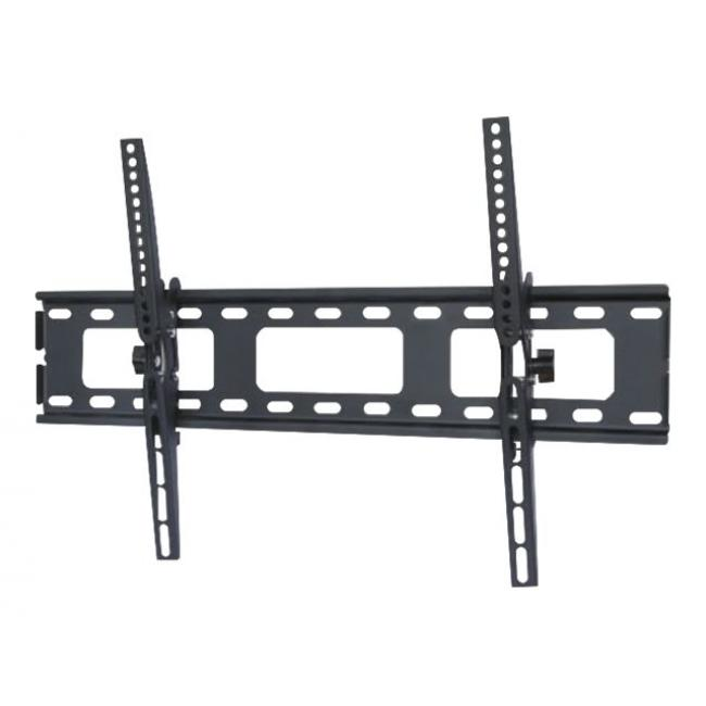 TECHLY 301269 Techly fali tartó TV LCD/LED/PDP 23-55 60 kg VESA dőlhető, fekete